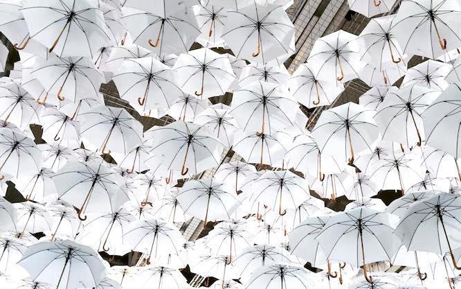 Habitare sateenvarjot