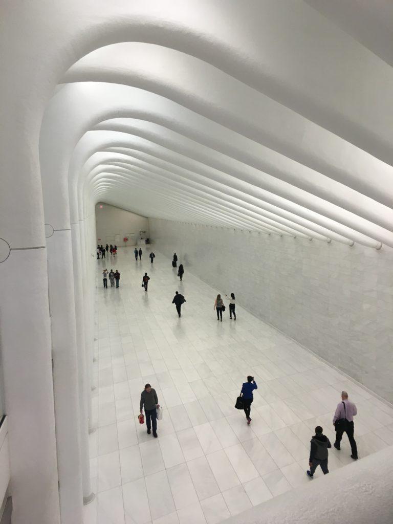 Oculus, New York, arkkitehtuuri
