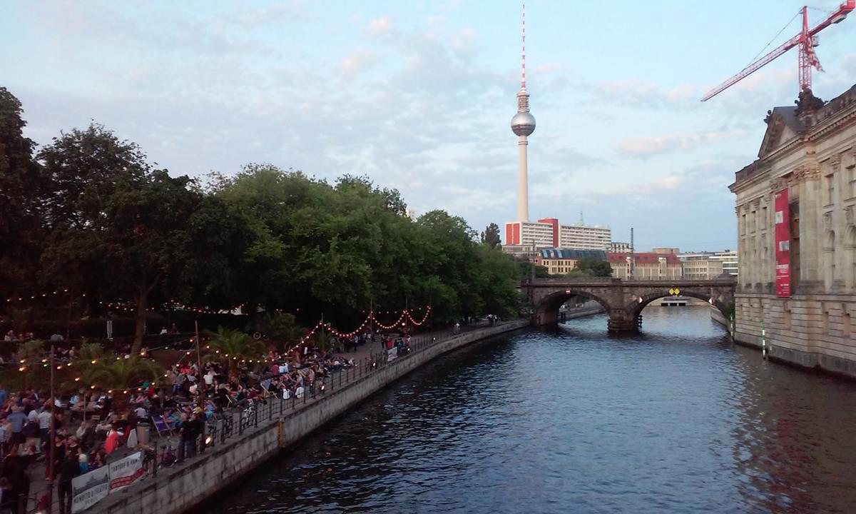 Muutto berliiniin!