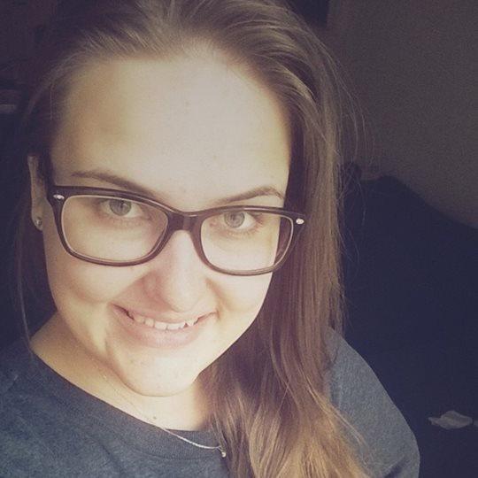 Susanna Kinnunen, opiskelijablogaaja