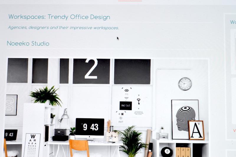 trendy office workspace design vinkit
