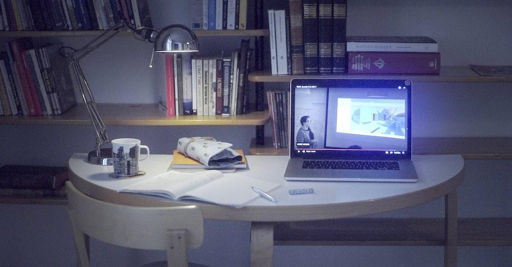 etäopetusta videoluentojen avulla