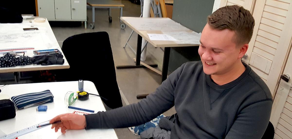Otto Kaipio sisustusarkkitehti
