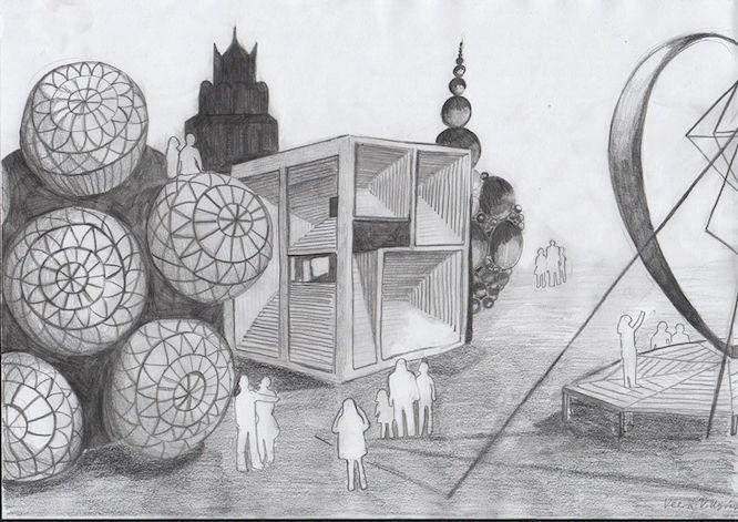 Haaveista todeksi -blogi kertoo valmistautumisesta kohti arkkitehtuurin opiskelupaikkaa