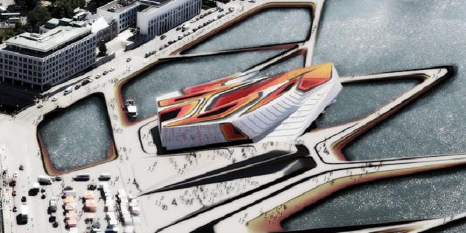 Voisiko Helsingin Guggenheim näyttää esimerkiksi tältä?