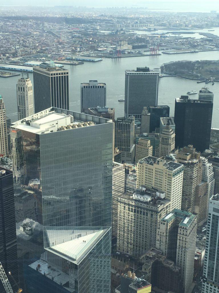 New York, pilvenpiirtäjä, Freedom Tower, arkkitehtuuri
