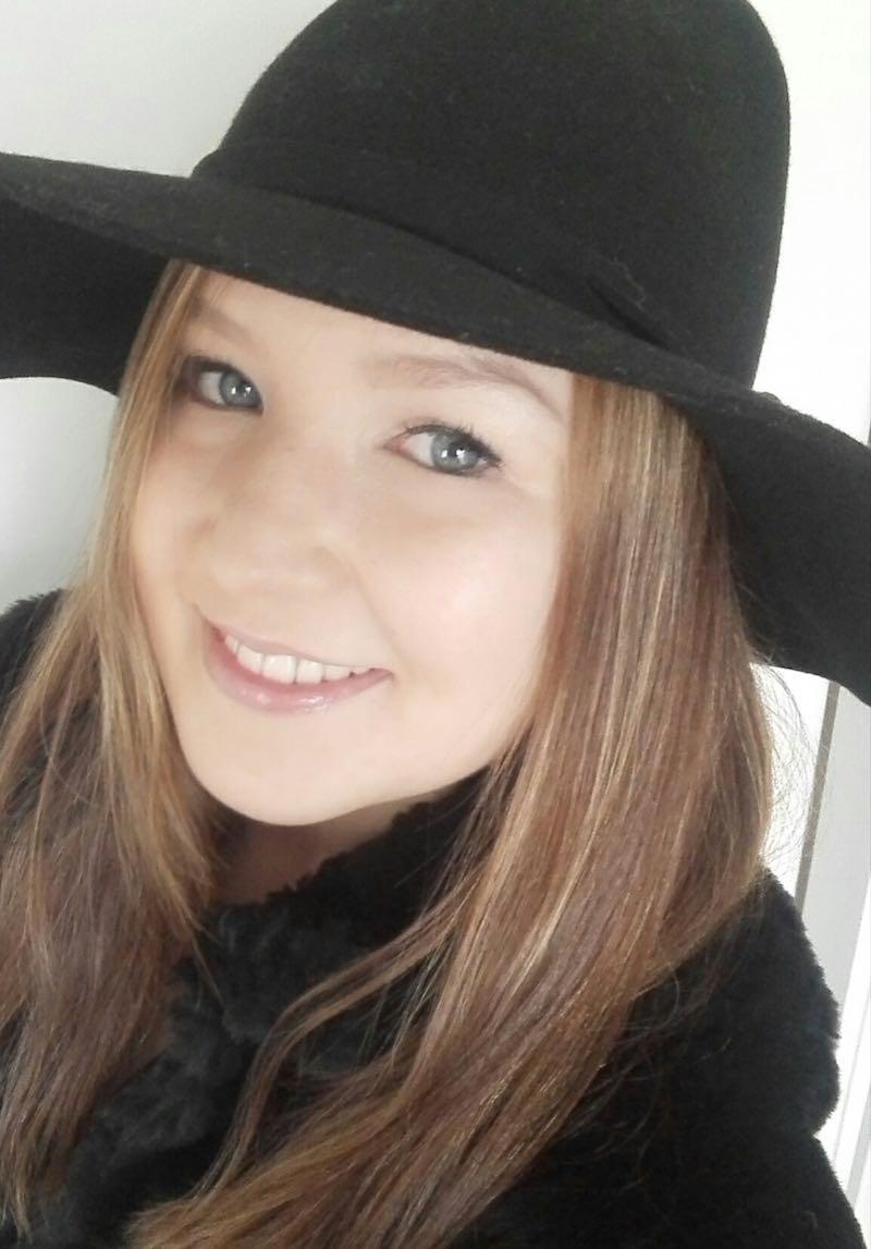 Johanna Kivimäki, Teho-Opiston opiskelija ja opiskelijablogaaja
