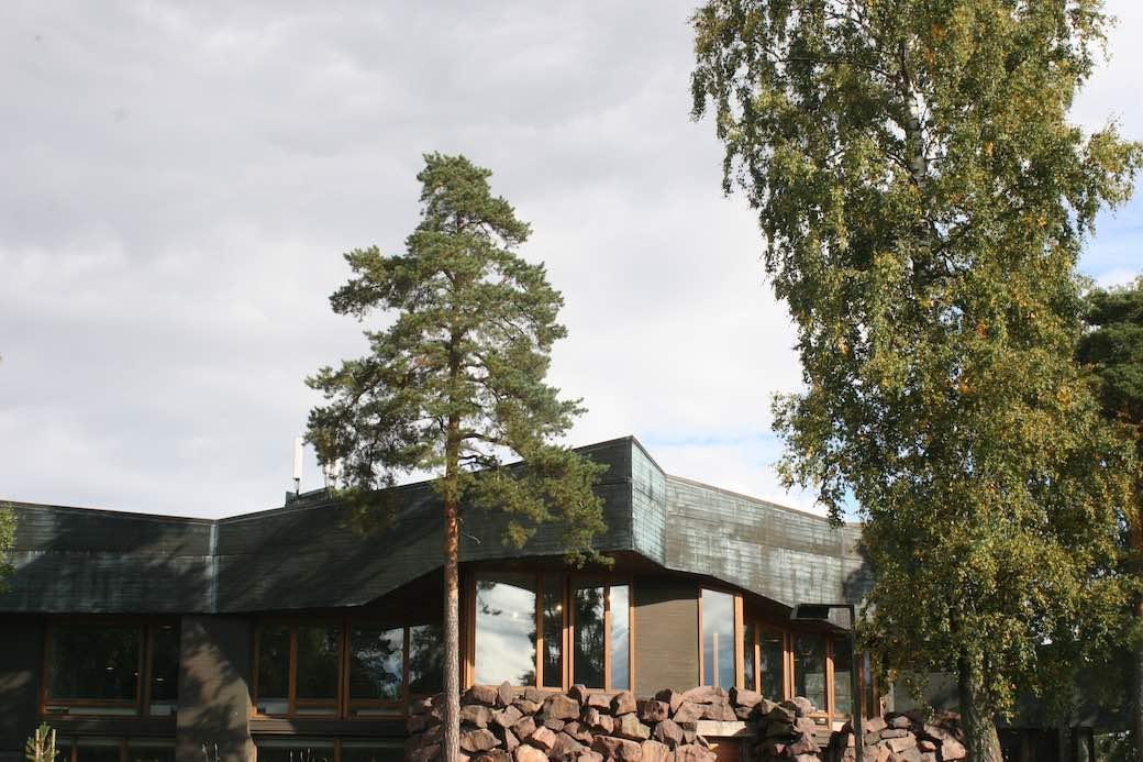 Dipoli, Otaniemi, Aalto-Yliopisto