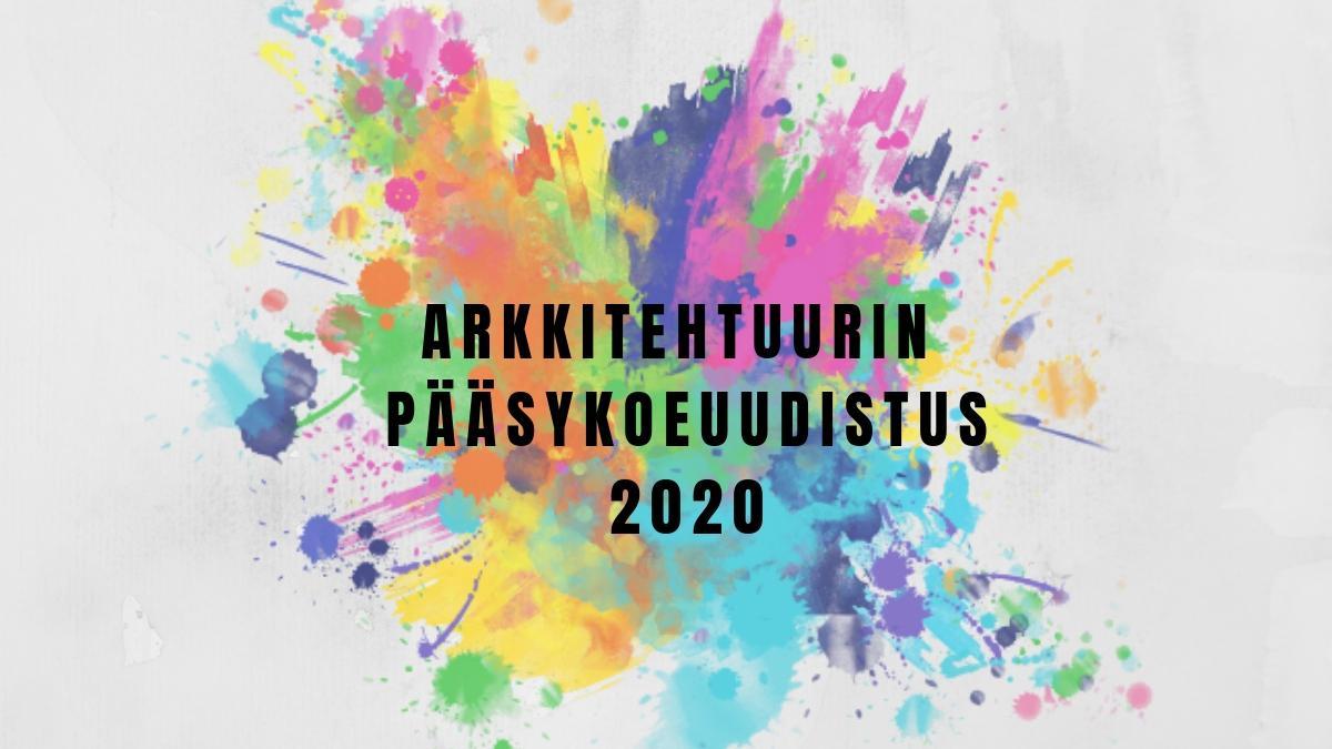 vaasa opisto kevät 2020